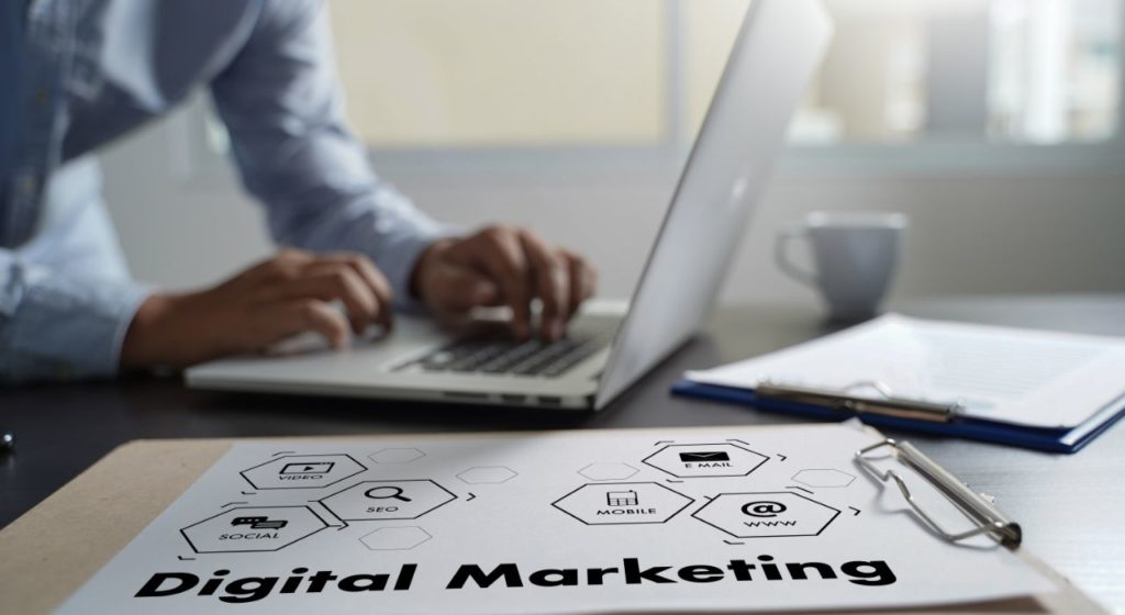 Curso de Marketing Digital em balneário camboriú